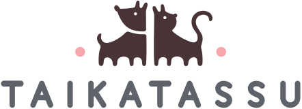 Logo: eläinlääkäri Taikatassu